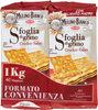 Sfoglia digrano cracker salati - Product