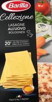 Barilla Lasagne Sheets - Producte
