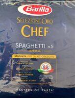 3KG Spaghetti So Chef Barilla - Prodotto - fr