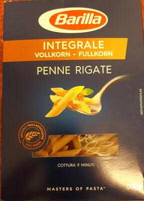 Pâtes Penne Rigate au blé complet - Produkt - de