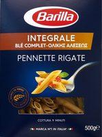 Pennette Rigate Integrale Blé Complet - Produkt