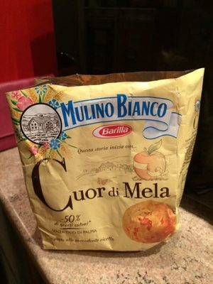 Biscuits Cuor Di Mela (coeur De Pomme) 300GR - Product - fr