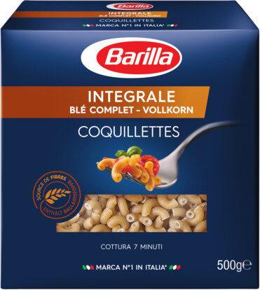 Barilla pates integrale coquillettes au ble complet - Prodotto - fr