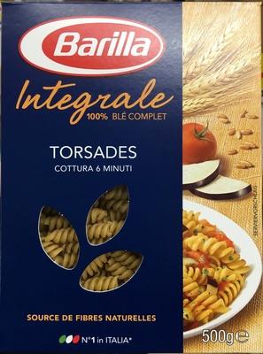 Torsades Integrale 100% Blé complet - Product - fr