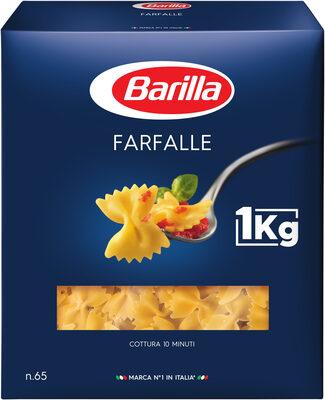 Pâtes Farfalle - Prodotto - fr