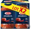Lot 2 sauces arrabbiata - Product