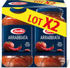 Lot 2 sauces arrabbiata - Produit