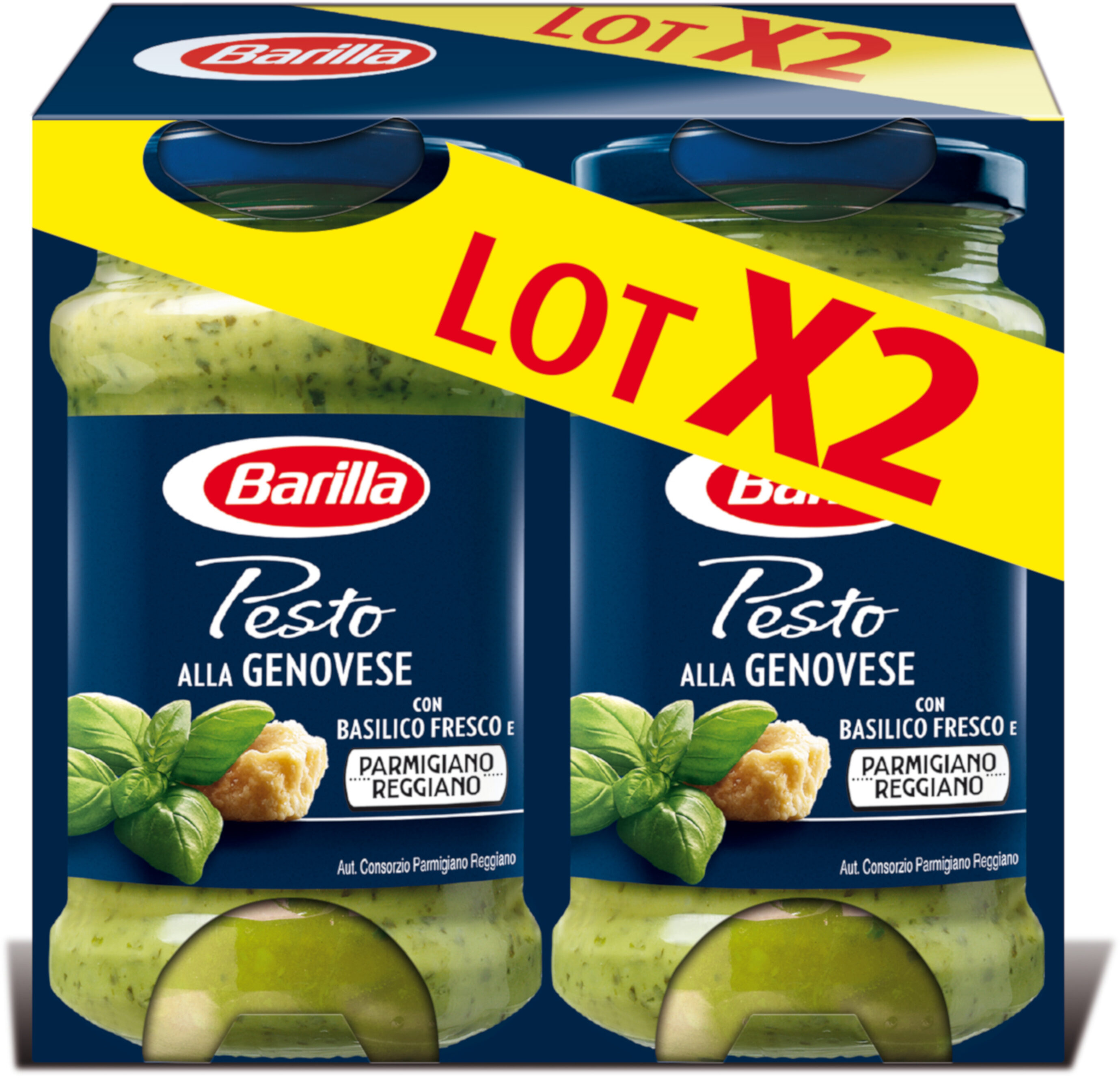 Banded pack genovese 190gx2 - Prodotto - fr