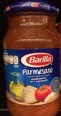 SALSA DE TOMATE CON PARMESANO - Produkt