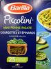Mini Penne Rigate aux Courgettes et Épinards Piccolini - Produit