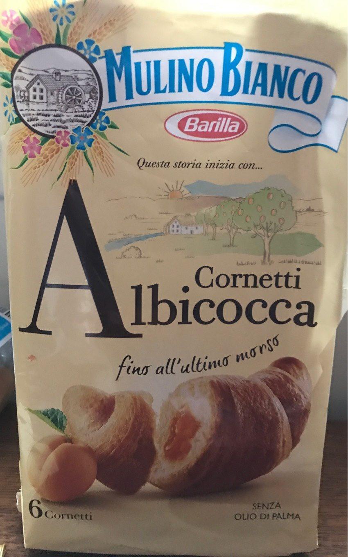 Cornetti Albicocca GR. 300 - Product - fr