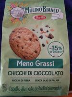 Mulino Bianco Chicchi Di Cioccolato - Product - it