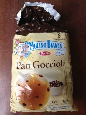 Pan Goccioli - Product