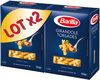 Lot pâtes Torsades x2 - Produit