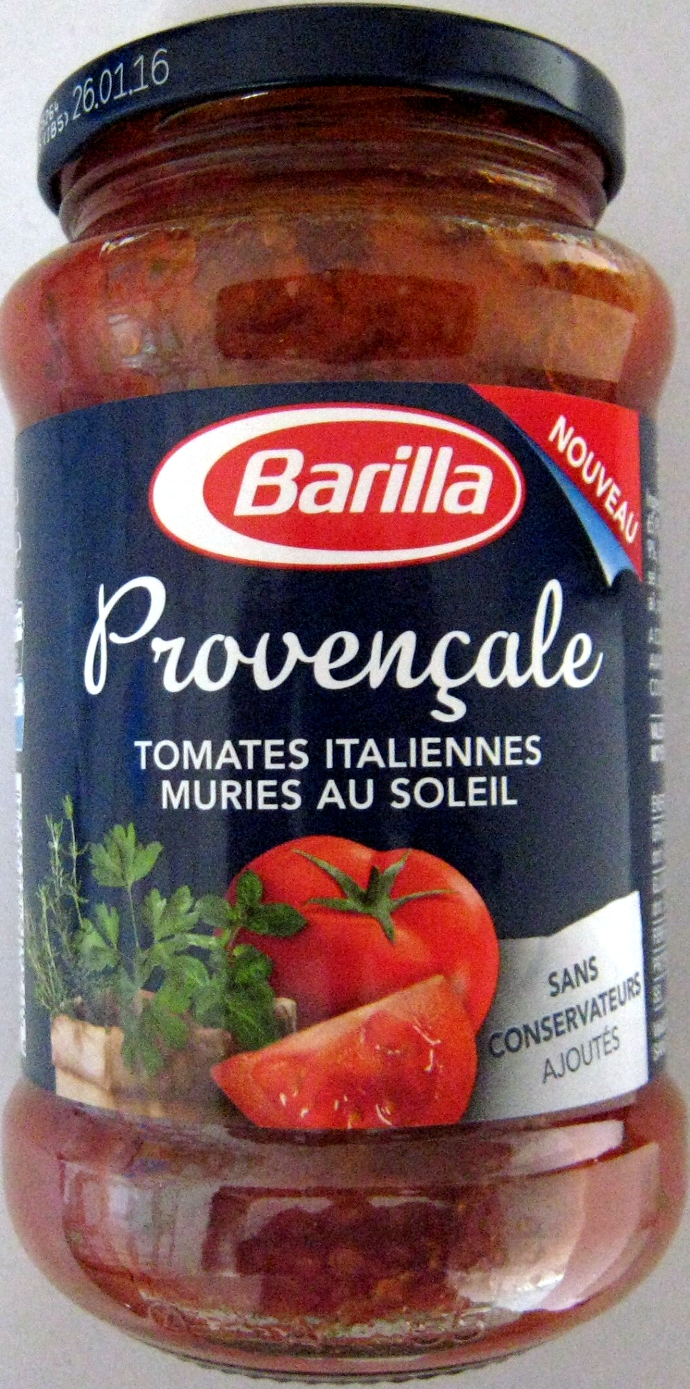 Sauce Provençale Barilla - Product