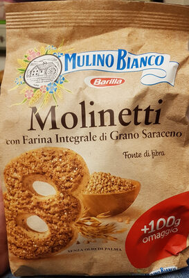Mulino Bianco Molinetti - Product - it