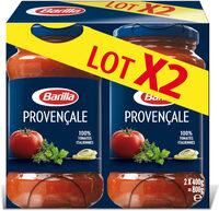 Lot 2 sauces provençale - Produit - fr