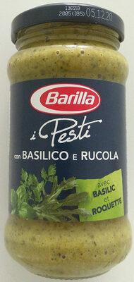 Pesti con Basilico e Rucola - Prodotto - de