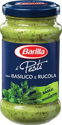 Pesto avec basilic et roquette - Produkt