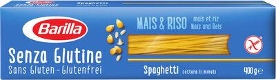 Spaghetti sans gluten - Product - fr