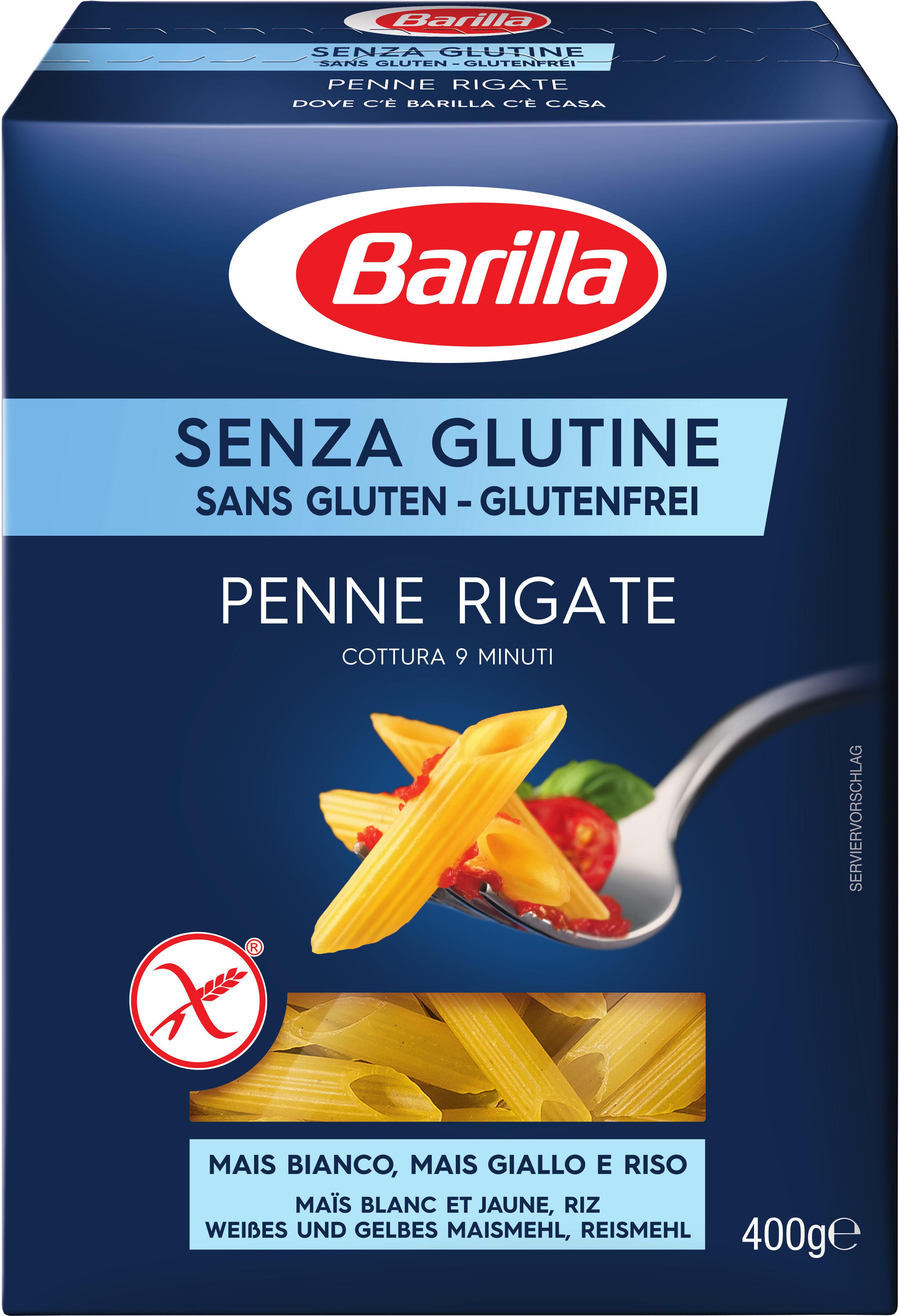 Penne Rigate sans gluten - Product
