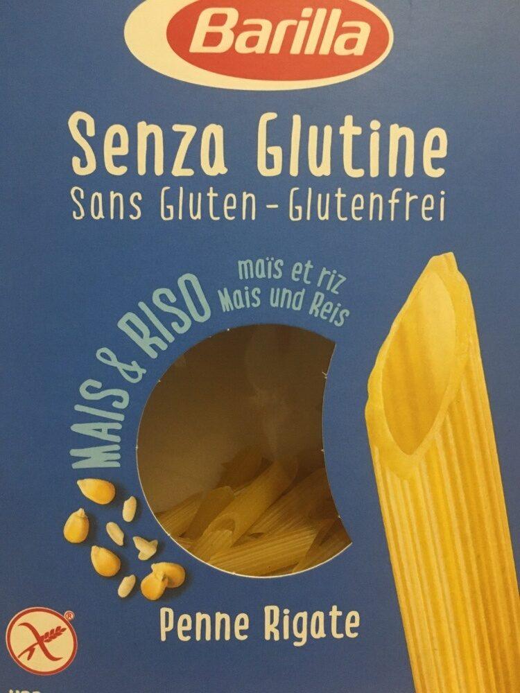 Penne Rigate sans gluten - Product - fr