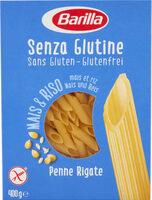 Penne Rigate sans gluten - Prodotto - fr