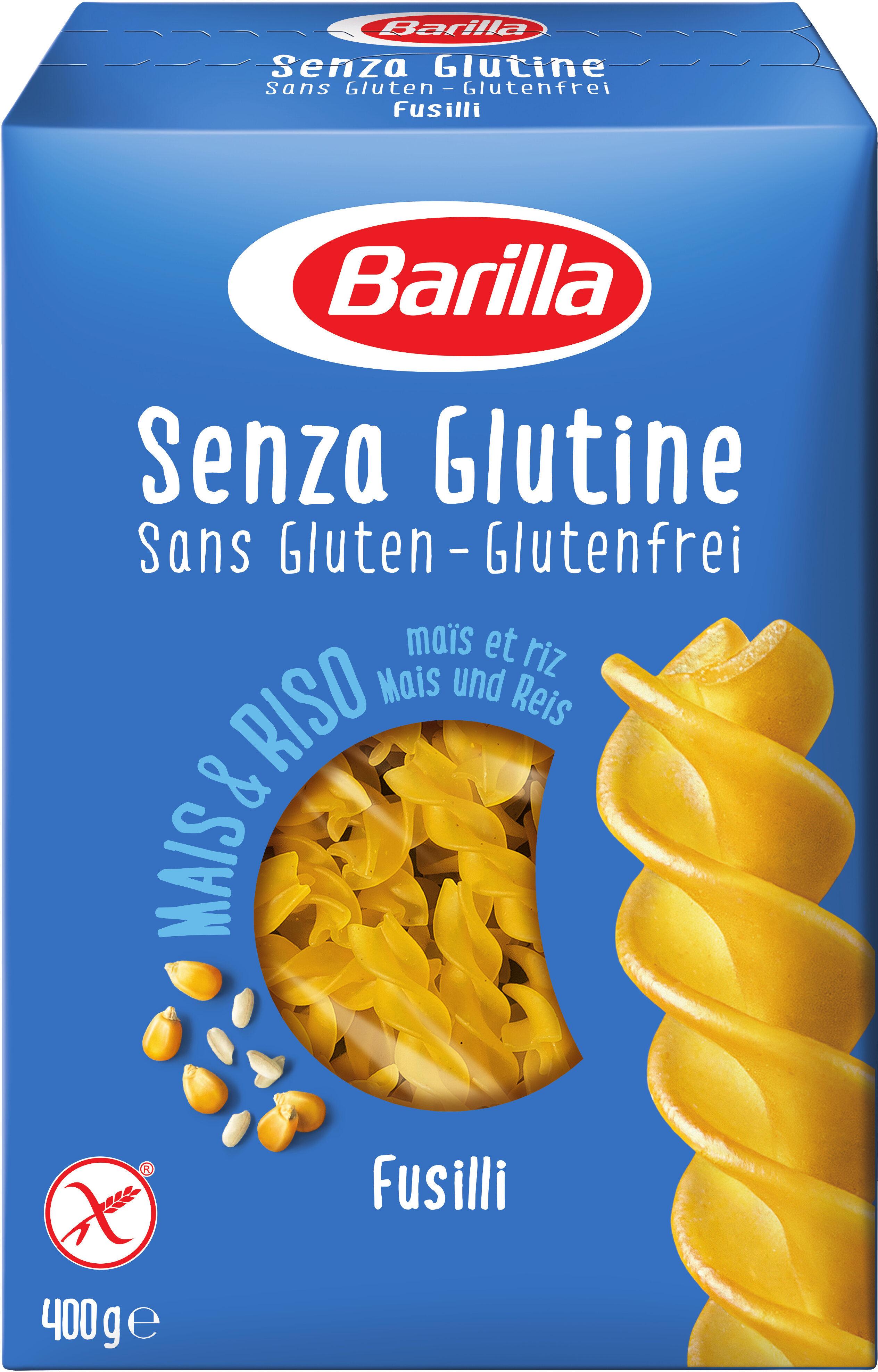 Fusilli senza glutine - Produit - fr