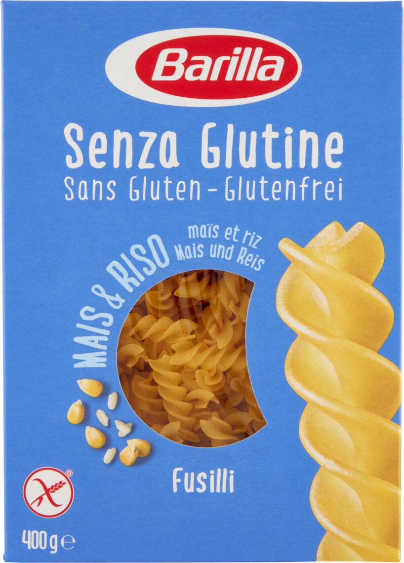 Fusilli senza glutine - Prodotto - it