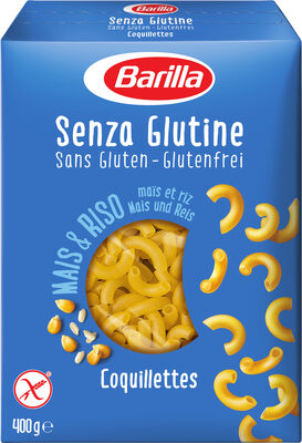Coquillettes sans gluten - Prodotto - fr