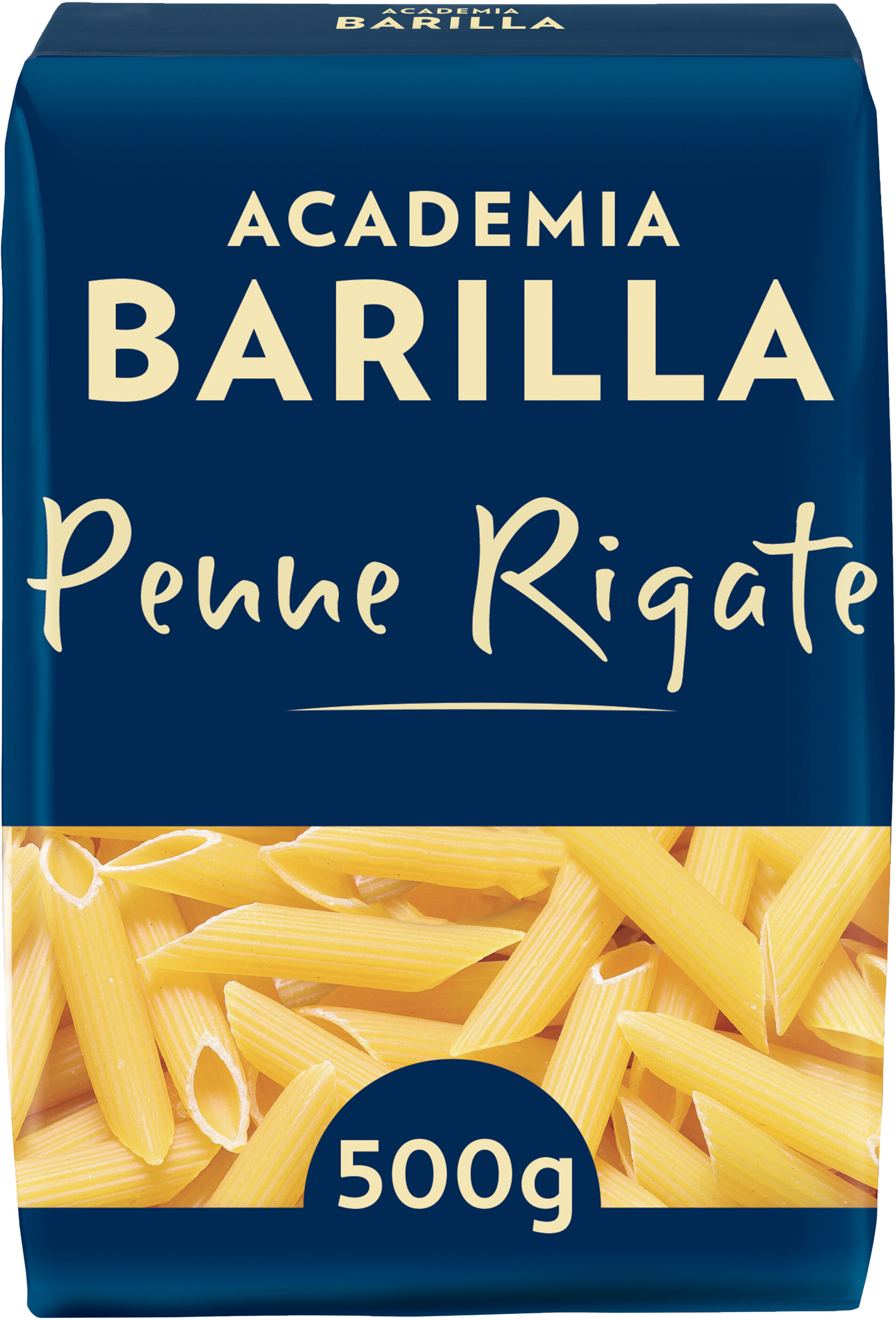 Durum Wheat Semolina Pasta Academia Barilla 500 G