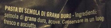 Academia barilla pates fusilli - Ingredienti - it