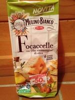 Focaccelle con Olio extravergine du oliva - Product - it