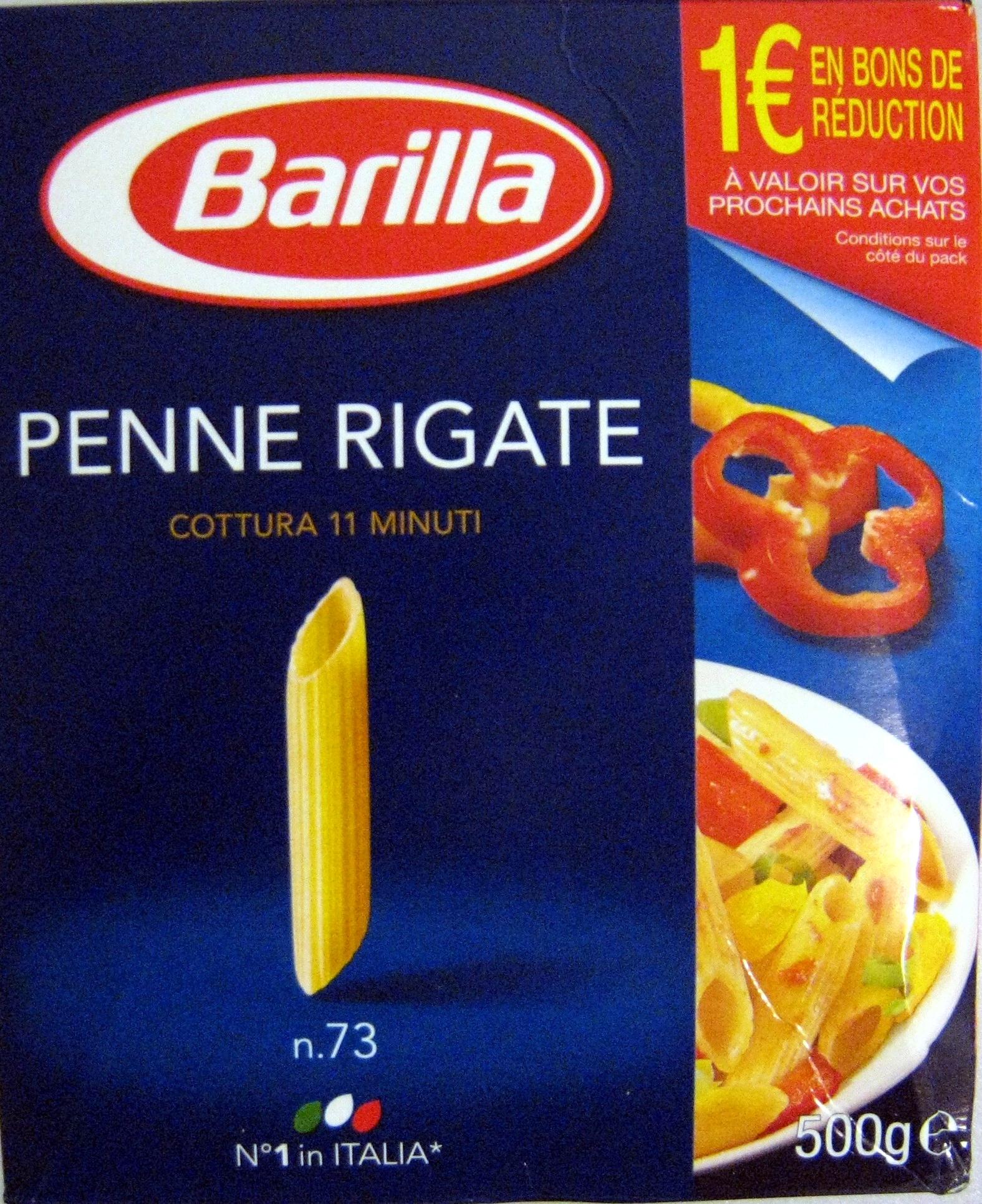 Penne Rigate n. 73 - Produit