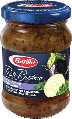 Pesto rustico aubergine 175g int'l - Prodotto - fr