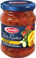 Pesto Rustico Mediterranes Gemüse - Produit