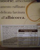Mulino Bianco - Ingredients