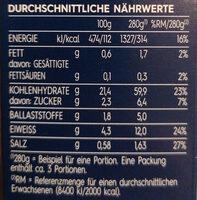 Barilla Koch set FüR Spaghetti Tomate Und Basilikum 510 g - Voedigswaarden