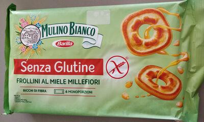 Frollini Au Miel Millefleurs Sans Gluten - Product - it