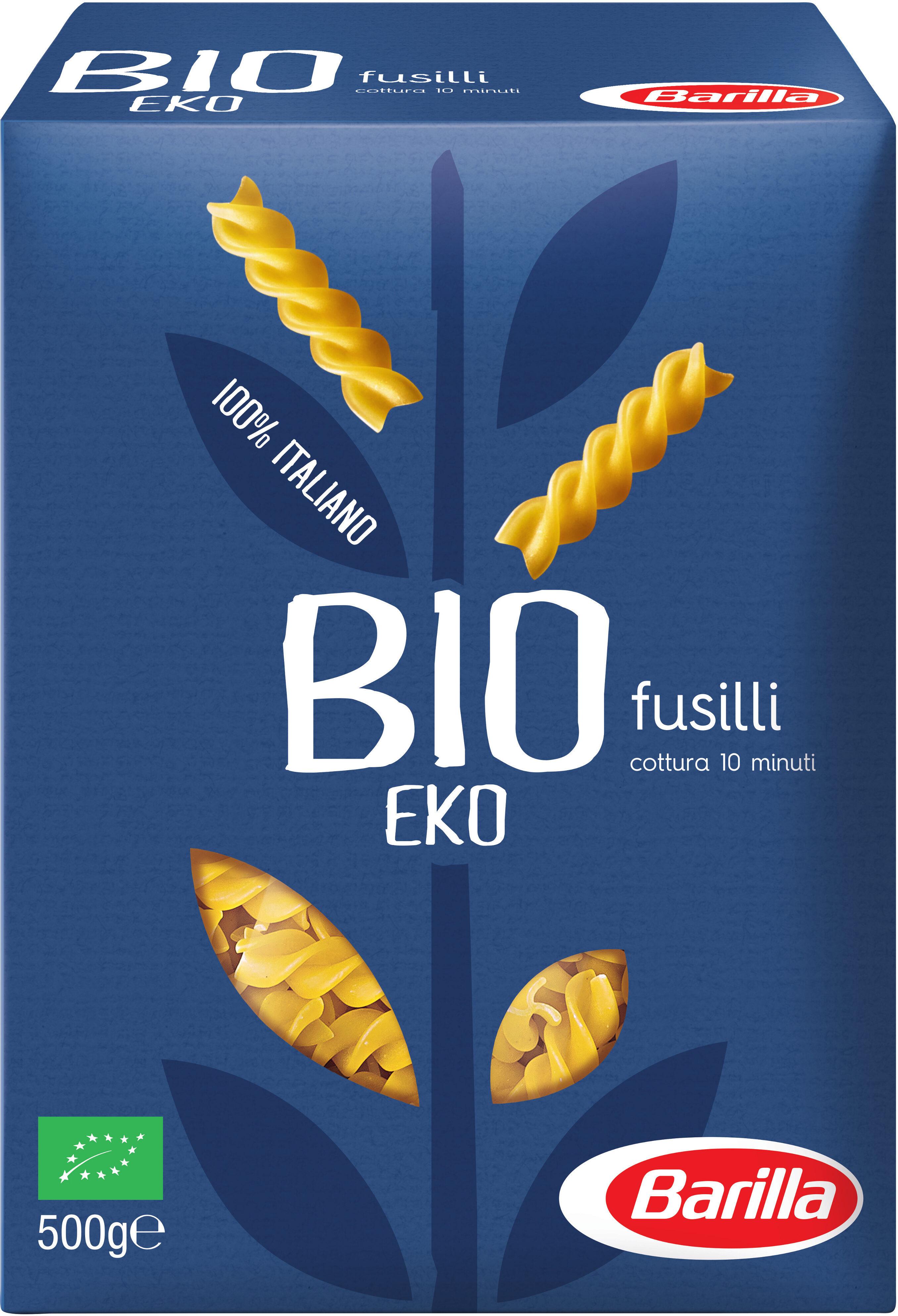 Pâtes Fusilli biologiques - Produit - fr