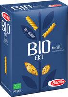 Barilla pates bio fusili - Product - fr