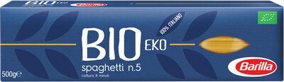BIO EKO spaghetti n.5 - Product - fr