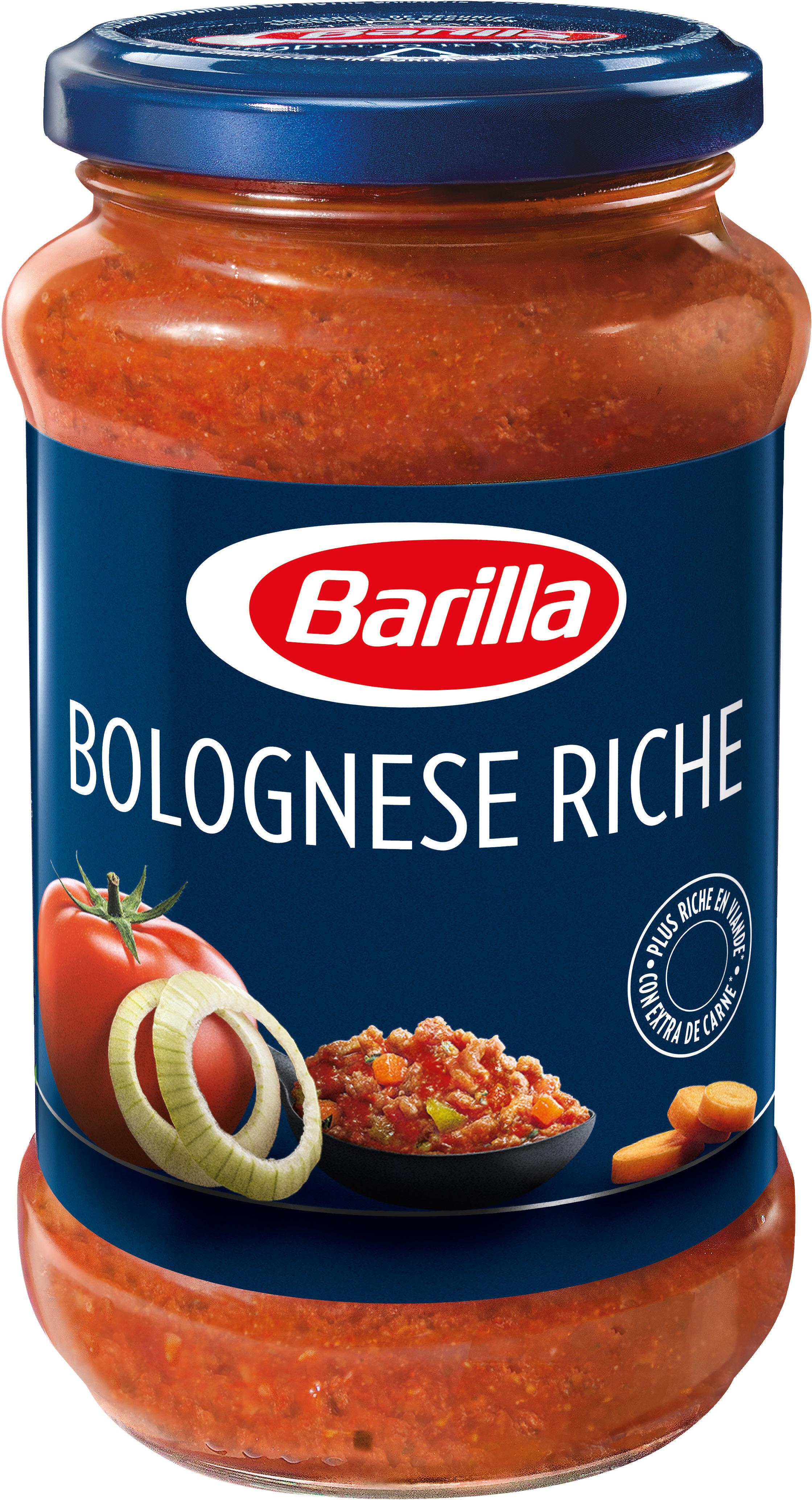 Sauce bolognaise riche - Producto - fr
