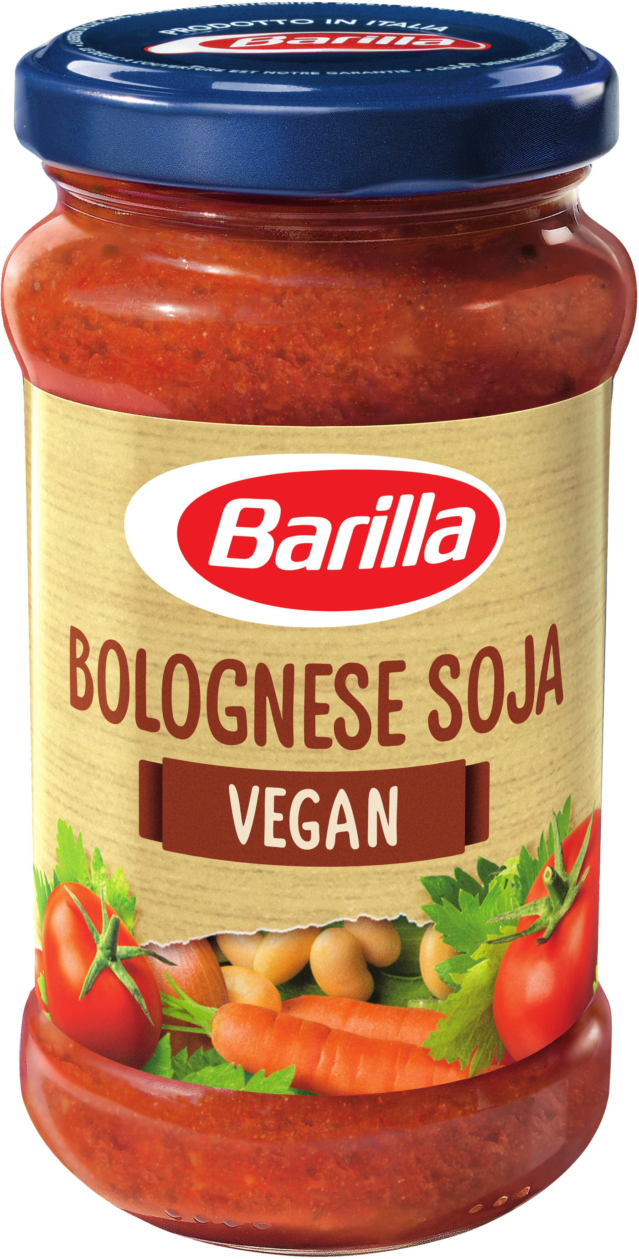 Sauce bolognaise au soja Vegan - Product