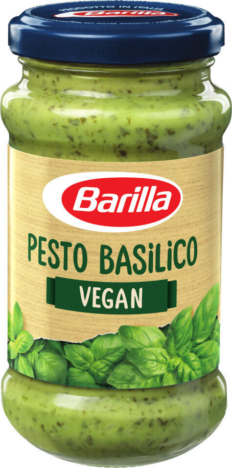 Pesto au basilic Vegan - Product - fr