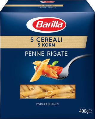 Penne Rigate 5 céréales - Prodotto - fr