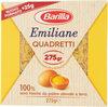 Emiliane quadretti all'uovo - Produit