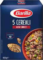 Barilla mélange 5 céréales au riz complet - Prodotto - fr