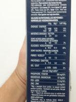 Barilla mélange 5 céréales au riz complet - Valori nutrizionali - fr