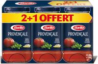 Lot 3 sauces provençale - Produit